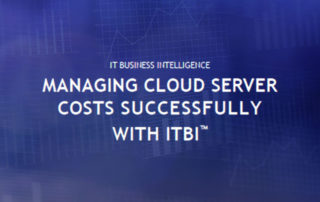 ITBI for Cloud version 1.0