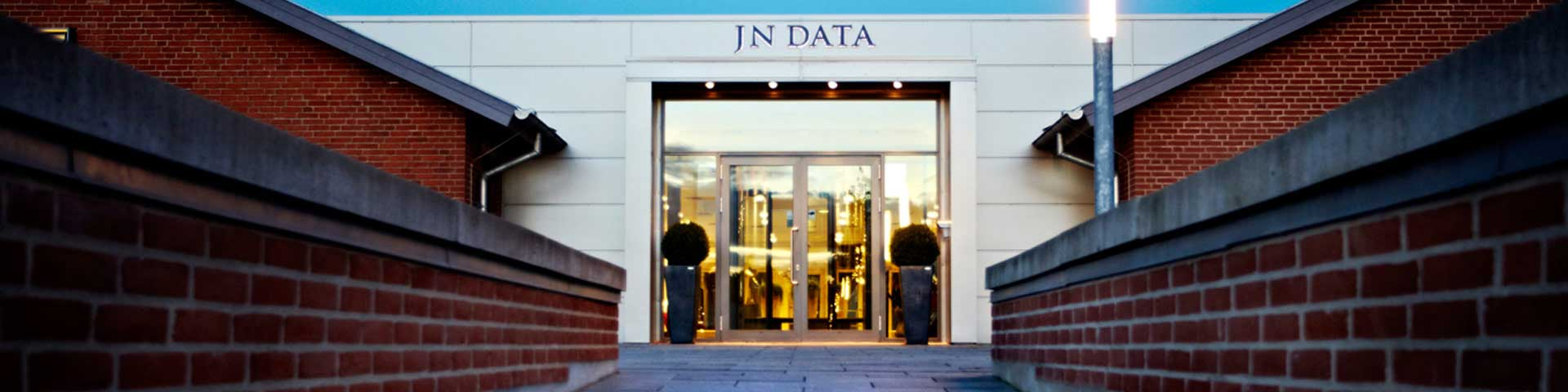 JN Data main entrance