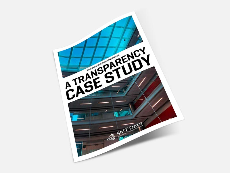 EquensWorldline transparency case study brochure