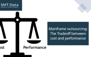 Mainframe outsourcing: The tradeoff between cost and performance
