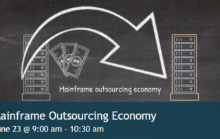 Webinar on Mainframe Outsourcing Economy