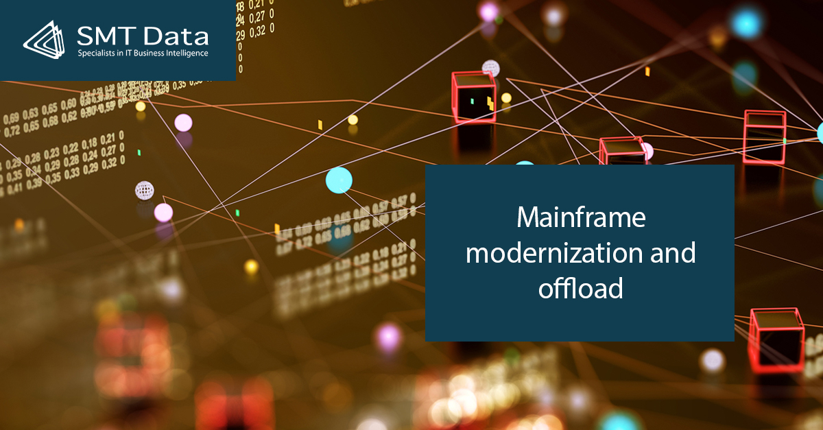 Title blog mainframe modernization and offload