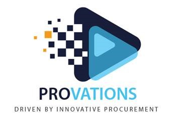 ProVations logo Procurement and vendor management, IT Finance, Sustainability, Green IT