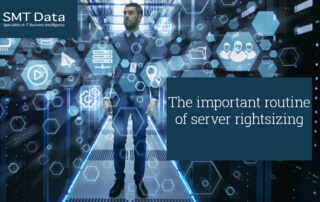 SMT Data Blog title: The important routing of server rightsizing