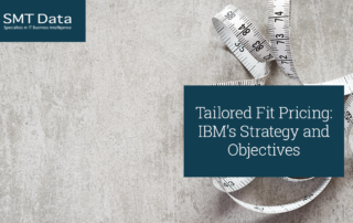 Title slide guest blog by Andrew Mead: Tailored Fit Pricing: IBM Strategy and Objectives